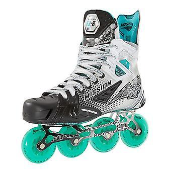 MISSION Inlinehockey Skate Inhaler FZ-0 - Senior