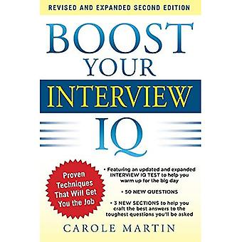 Öka din intervju IQ 2/E