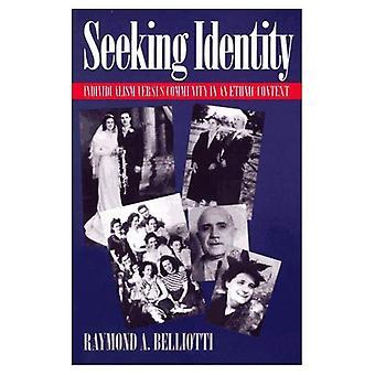 Alla ricerca di identità: Individualismo vs comunità in un contesto etnico