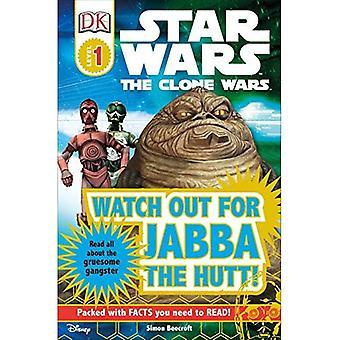Uważaj na Jabba the Hutt (czytnik DK - 1 poziom)