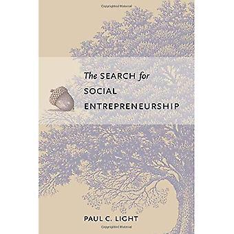 Sök efter socialt entreprenörskap