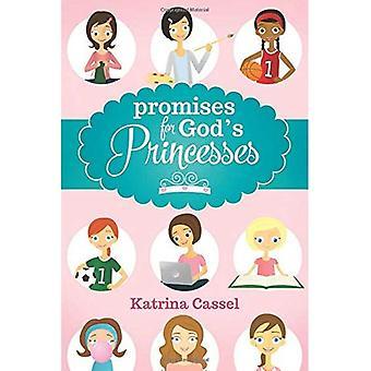 Promessas para princesas de Deus