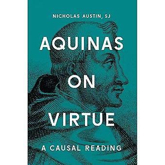 Aquino en virtud: una lectura Causal