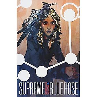 Supreme: Blaue Rose