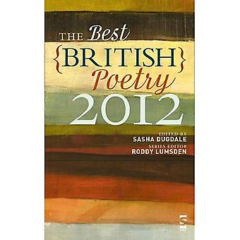 The Best British Poetry 2012