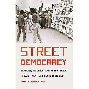 Straße der Demokratie: Anbieter, Gewalt und öffentlicher Raum im späten 20. Jahrhundert Mexiko (die mexikanische Erfahrung)