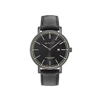 Gant Armbanduhr schwarz NASHVILLE Mann