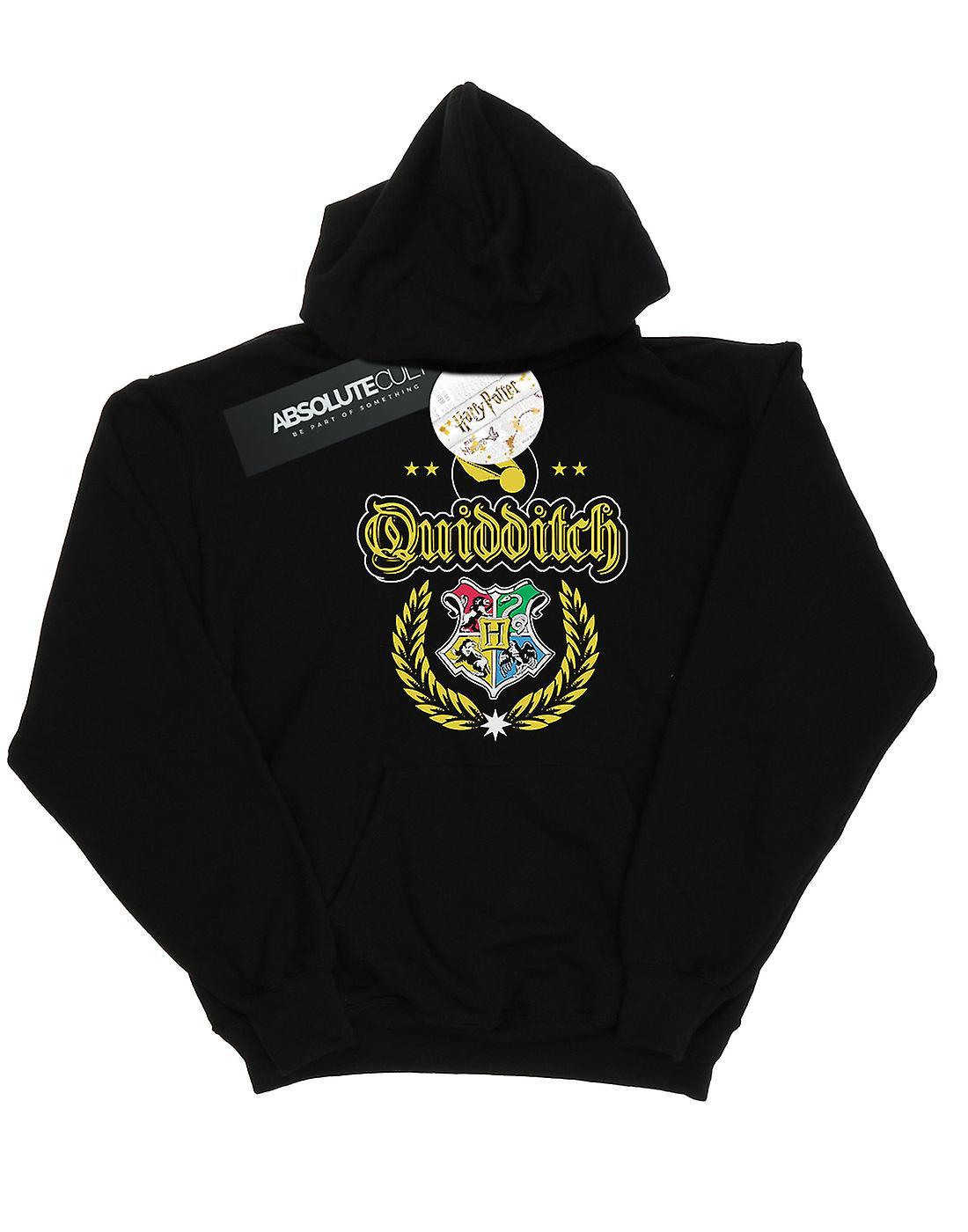 Harry Potter Men's Quidditch Crest Hoodie