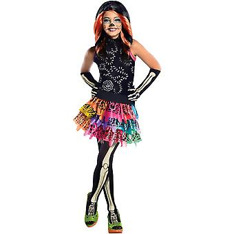 Skeleta Calaveras Monster High Child Costume
