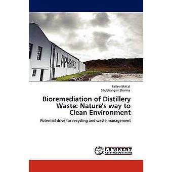 ミタル ・ パラヴィ クリーン環境に蒸留所の廃棄物の性質のバイオレメディエーション方法