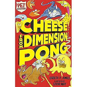Fromage de Dimension Pong par Gareth P. Jones - livre 9781847159441