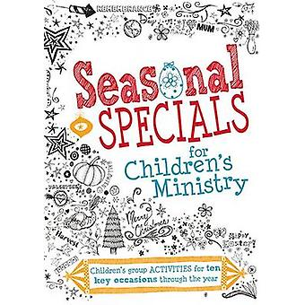 Seasonal Specials for Children's Ministry - Children's Group Activitie