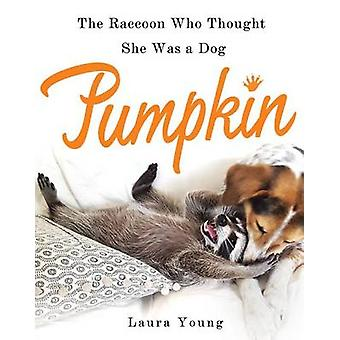 Pumpkin - The Raccoon Who Thought She Was a Dog by Laura L Young - 978