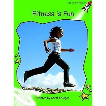 Fitness is Fun - Early - Level 4 (International edition) by Carol Krueg