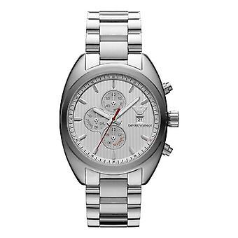 Emporio Armani Ar5958 Men ' s Sportivo relógio de aço inoxidável