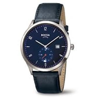 Boccia Titanium 3606-02 Miesten Watch