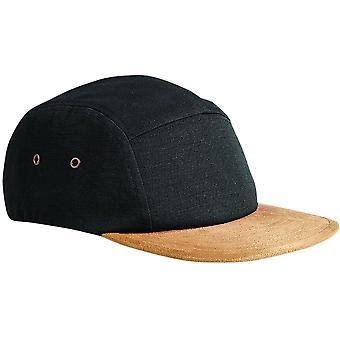 Beechfield - Suede Peak 5-Panel Baseball Cap - Hat
