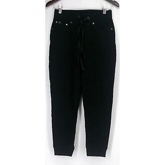 Diane Gilman Petit Pantalon Superstretch Easy Fit Jeggings Noir 421-054