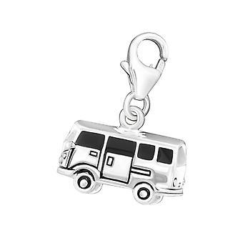 Van - 925 Sterling Silber Anhänger mit Hummer - W7271X