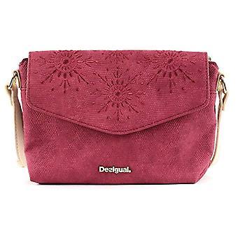 Desigual Women's cross-body bag Fuchsia Franc (Rot) One size