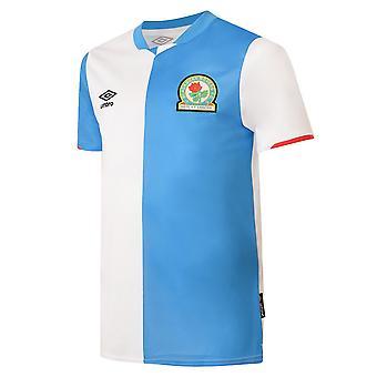 2019-2020 Blackburn Home Football Shirt (Kids)