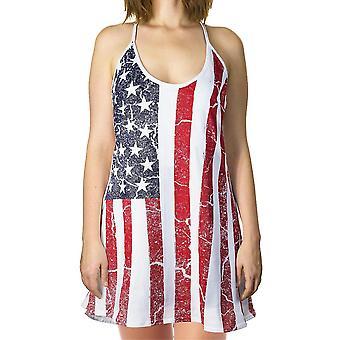 USA Women's Tank Top Dress