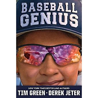 Baseball Genius by Tim Green - 9781481468657 Book