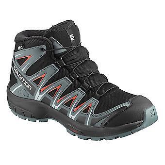 Salomon XA Pro 3D Mid Cswp J 406512 trekking sapatos femininos de inverno