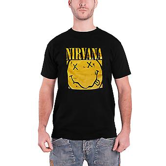 Official Official Band Nirvana T Shirt Junior Boys