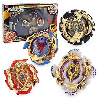 Rotary Top Superpower Battle Set 4-pack