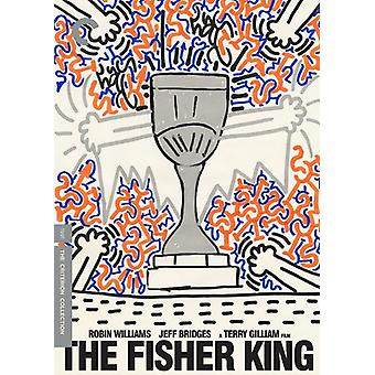 Fisher King [DVD] USA import