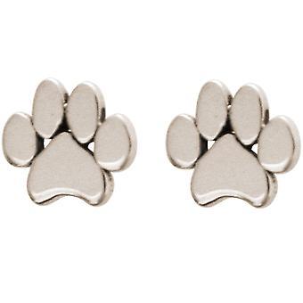 Stadniny łapy tatts: pies, kot, zwierzę 925 srebro, pozłacane lub róża