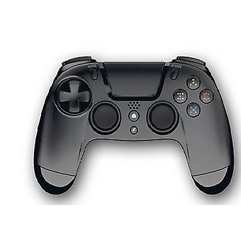 Gioteck VX4 Wireless Black Controller (PS4 & PC)