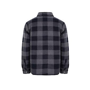 Champion Herren Kinross Fleece gepolstert Lumberjack Stil Shirt