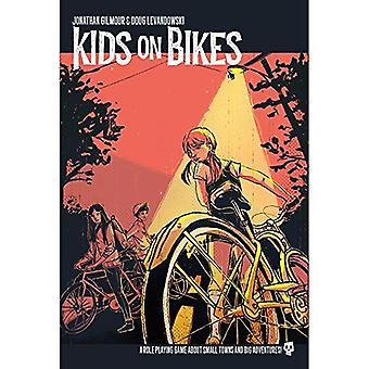 Copii pe biciclete role joc carte (Softcover)