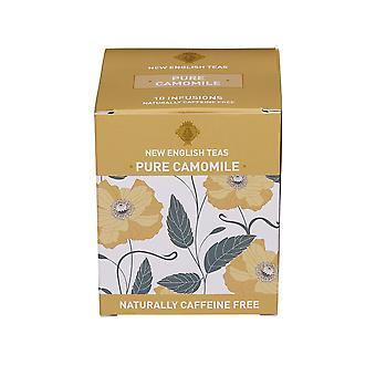 Pure camomile tea 10 individually wrapped teabags