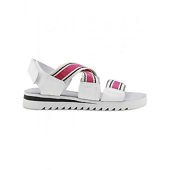 Ana Lublin - Shoes - Sandal - MARCIA_FUXIA - Ladies - white,deeppink - 38