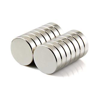 Neodymium magneetti 10 x 1,5 mm levy N35 - 10 kpl