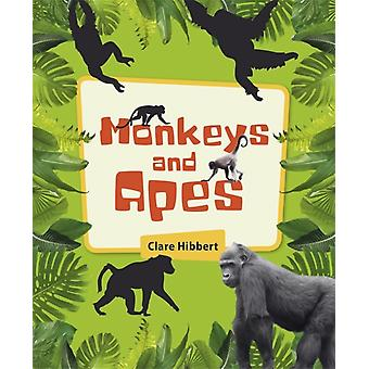 Reading Planet KS2  Monkeys and Apes  Level 4 EarthGrey by Clare Hibbert