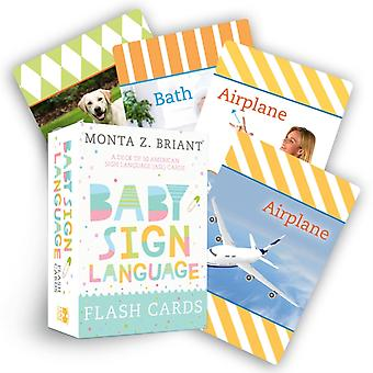 Baby Sign Language Flash Cards by Briant & Monta Z.