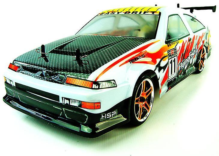 Flying Fish Toyota Trueno Electric Radio Controlled Drift Car - 2.4GHz