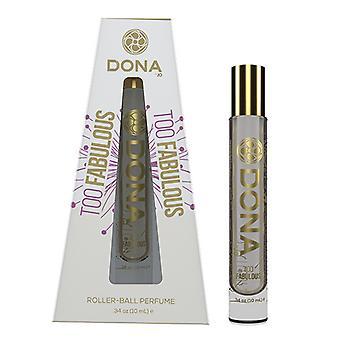 Erotic Perfume Too Fabulous Body Dona 06259 (10 ml)