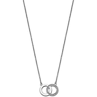 Necklace and pendant Lotus Style jewelry BLISS LS1913-1-1 - necklace and pendant BLISS steel woman