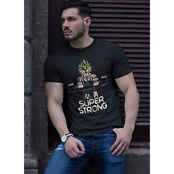 Camiseta súper fuerte
