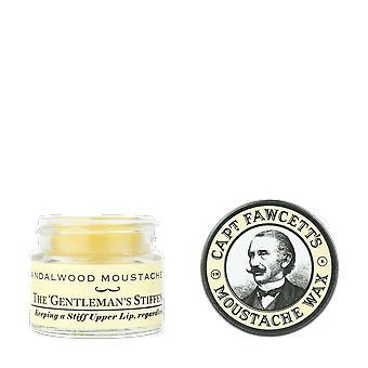 Captain Fawcett Sandalwood Moustache Wax 15ml