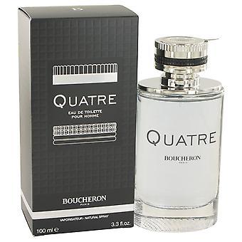 Quatre by Boucheron EDT Spray 100ml
