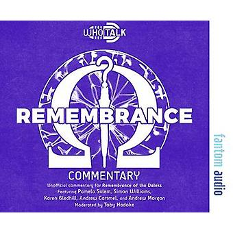 Remembrance by Introduction by Toby Hadoke & Continued by Pamela Salem