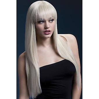 Smiffy's Fever Jessica Wig - Blonde