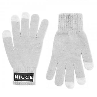NICCE Nicce Pax Knitted Gloves Grey