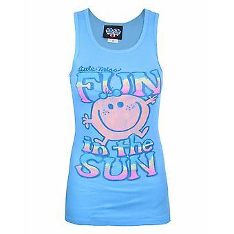 Junk Food Little Miss Fun In The Sun Women's Slim Vest